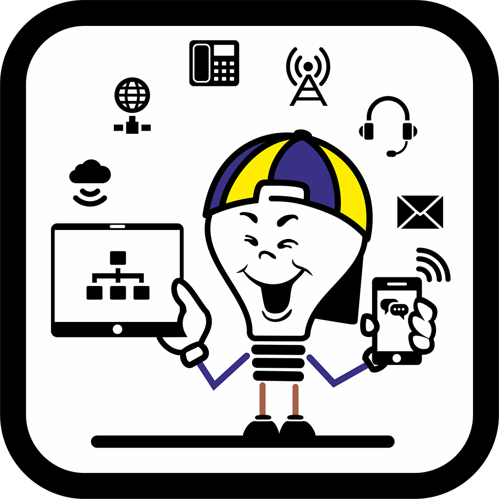 Icon Kommunikation und Multimedia